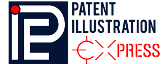 Patent Illustration Express Logo