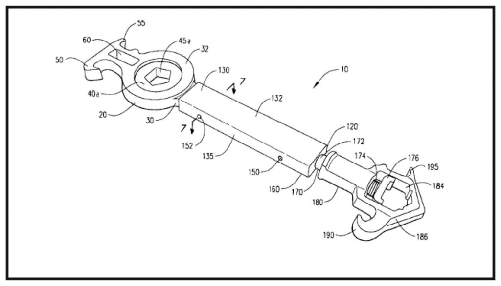 FIG 2 (U.S. Patent Dec. 28, 1999 Sheet 1 of 3 6,006,952)