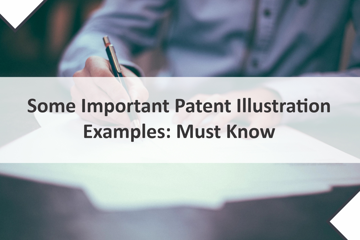 Some Important Patent Illustration Examples: Must Know
