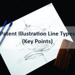 Patent Illustration Line Types (Key Points)