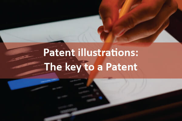Patent illustrations: The key to a Patent