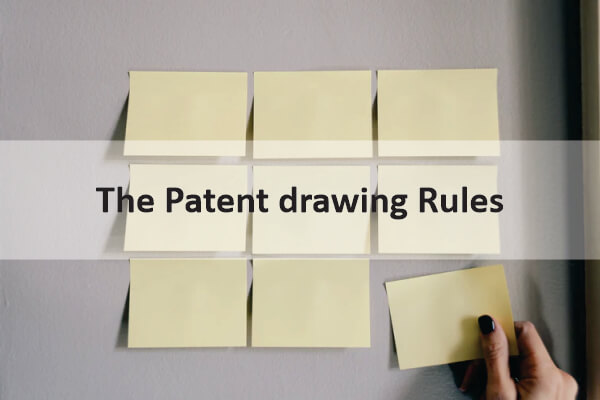 The Patent drawing Rules